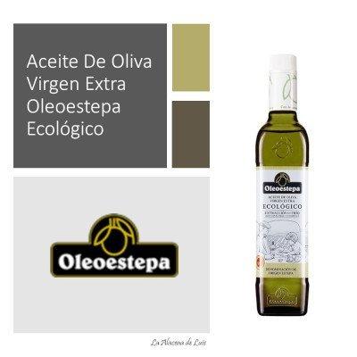 Aceite De Oliva Virgen Extra Oleoestepa Ecológico