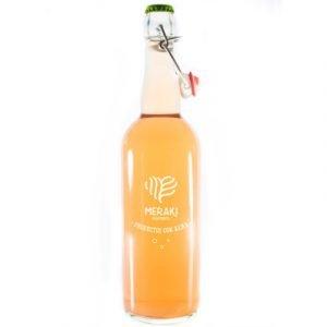 Kombucha probiótica panela y limón 750 ml