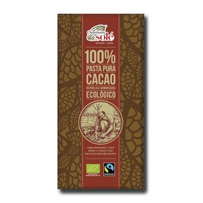 Cacao BIO 100% - Formato 100 gr
