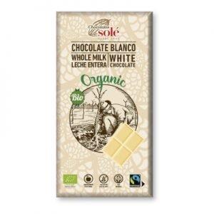 Chocolate Blanco 100g BIO