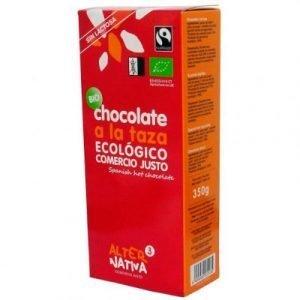 Chocolate a la Taza Ecológico y Comercio Justo