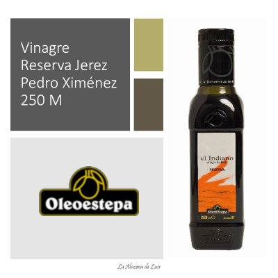 Vinagre Reserva Jerez Pedro Ximénez 250 M