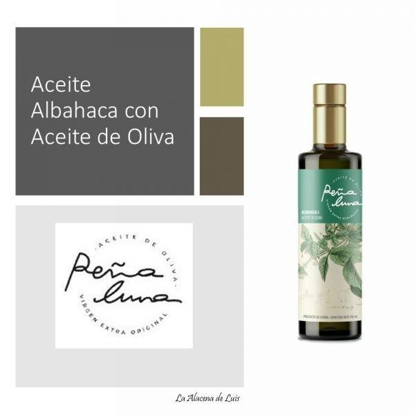 ACEITE ALBAHACA CON ACEITE DE OLIVA