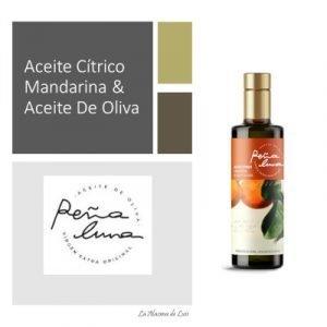 Aceite Cítrico Mandarina & Aceite De Oliva