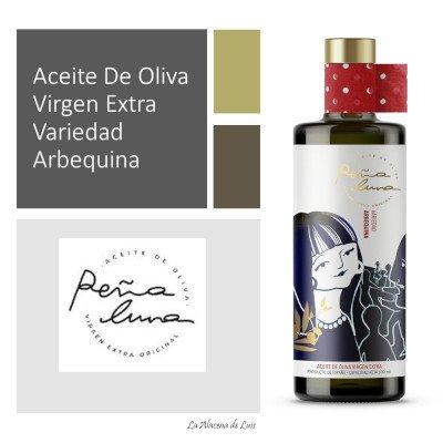 Aceite De Oliva Virgen Extra Variedad Arbequina