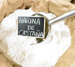 HARINA DE CASTAÑAS