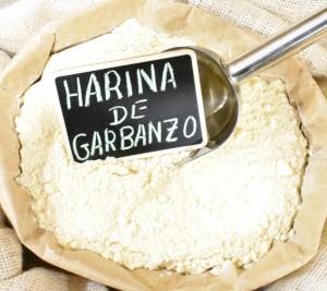 HARINA DE GARBANZO