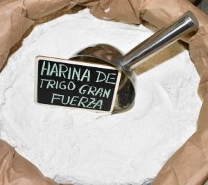 HARINA DE TRIGO GRAN FUERZA