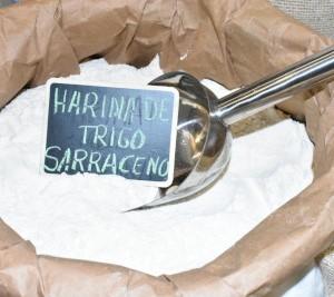 HARINA DE TRIGO SERRANACENO